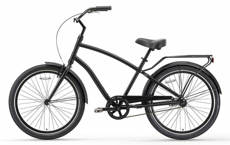 "Sixthreezero Evryjourney Men'S Cruiser Bicycle, 26"" Wheels/ 19"" Frame"