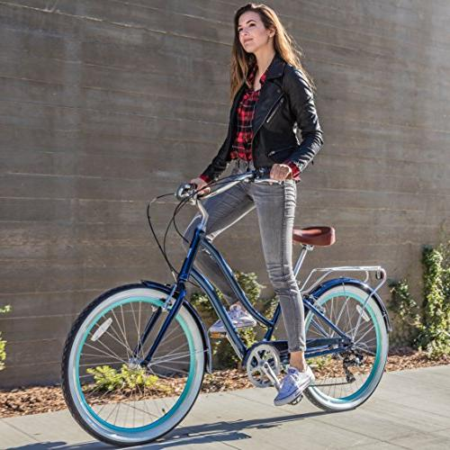 "sixthreezero EVRYjourney Speed Hybrid Bicycle, 26"""