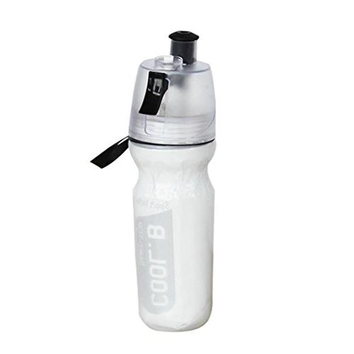 fashion portable bicycle leak proof spray cup