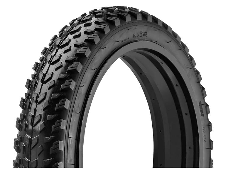 Fat Bike Tire Heavy Duty Rubber Electric Bicycle Replacement