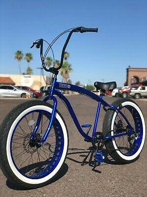 Fat Tire Beach Bike ELECTRIC -