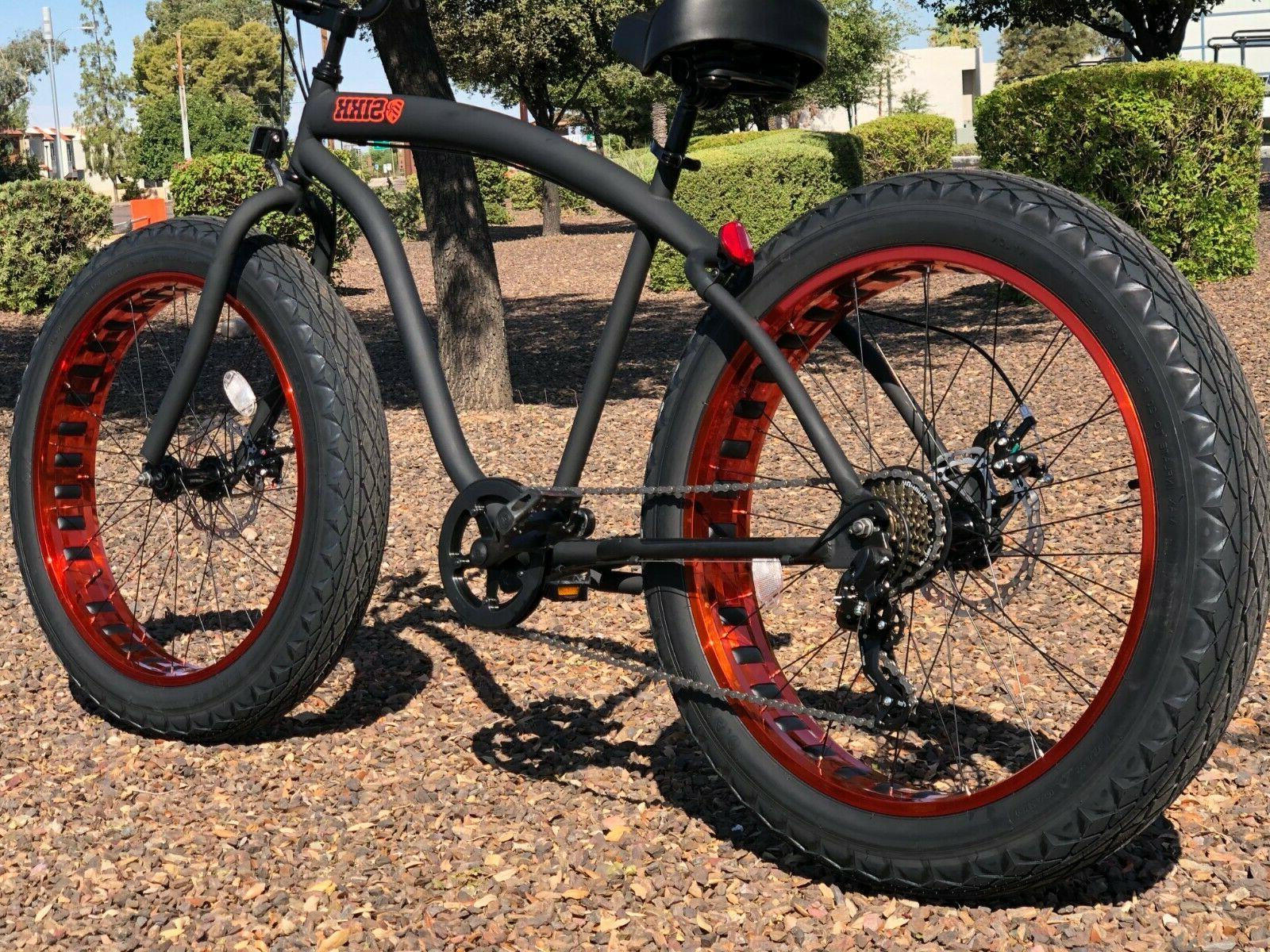 Fat Tire w Copper - 7 SPEED-CUTOUT