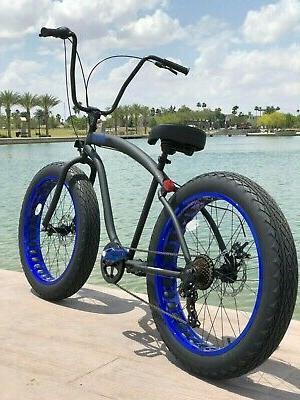 Bike Flat w SPEED-CUTOUT