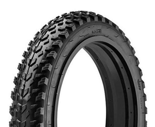 Mongoose Fat Tire Bike Tire, Mountain Bike Accessory  Assort