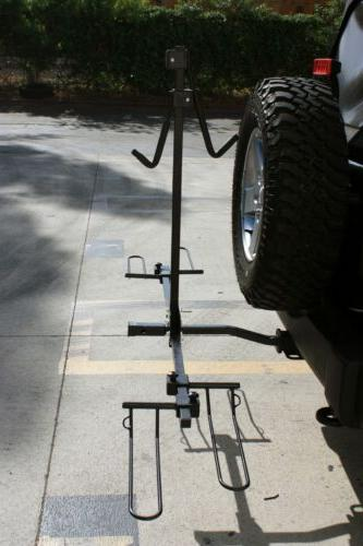 """Foldable Bike Carrier Rack Bicycle 1-1/4"""" 2"""""""