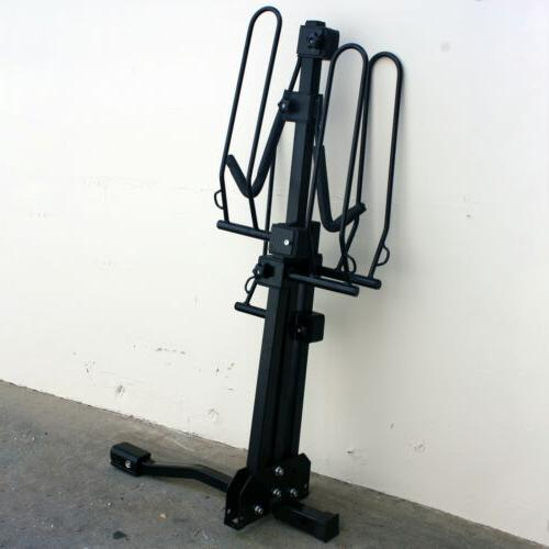 "Foldable & Bike Carrier Platform Rack Bicycle 1-1/4"" 2"""