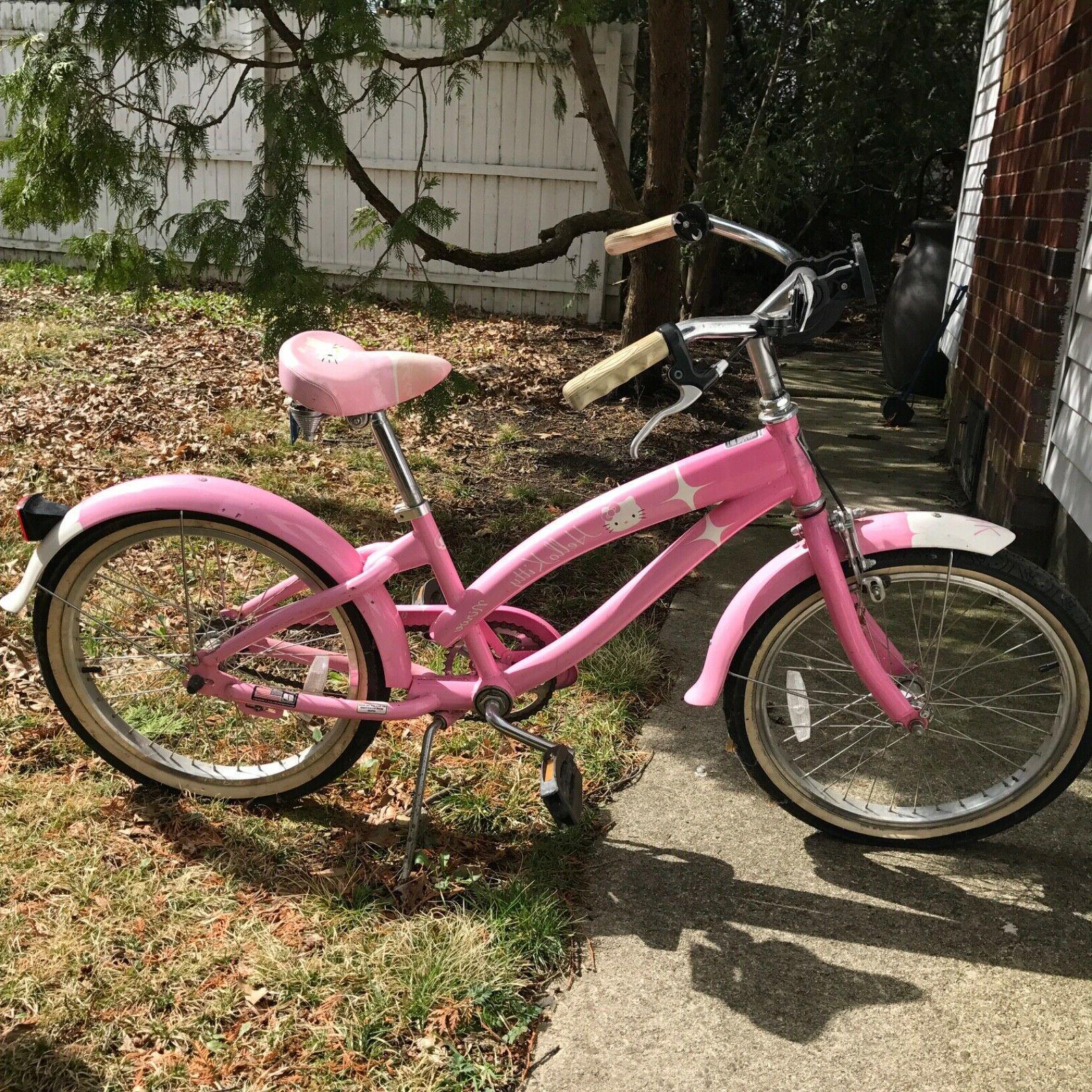 girls nirve 20 pink 1 speed cruiser