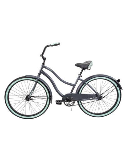 gray cruiser bike 26 women comfort city