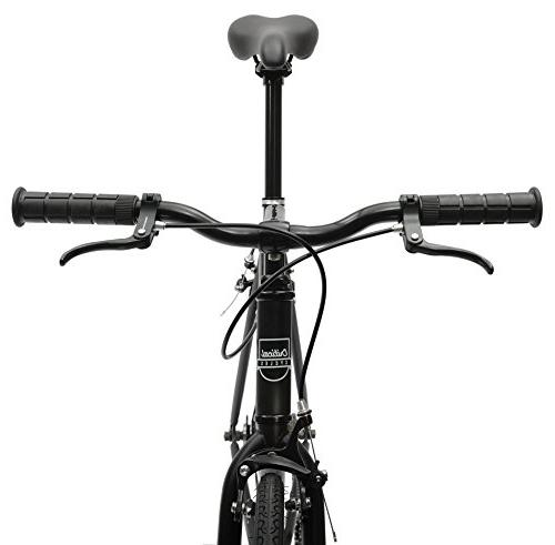 Retrospec Single-Speed Commuter Bike; Matte