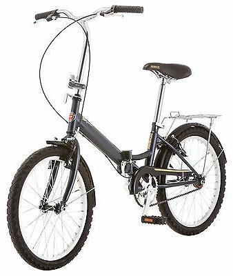 hinge folding bike