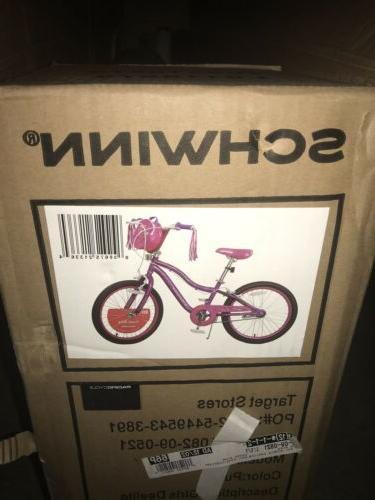 kids deelite cruiser bike 20 purple