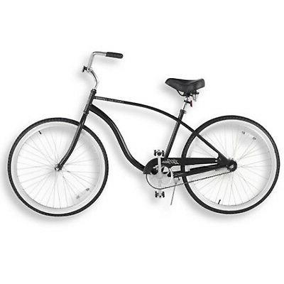 LL BEAN SIGNATURE BICYCLE / CASCO BAY CRUISER BIKE / BLACK /