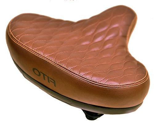 Fito in Taiwan GS Beach Cruiser Bicycle Saddle with