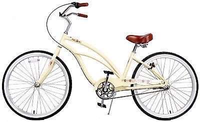 Fito Marina Light Beach Cruiser Bike - Green