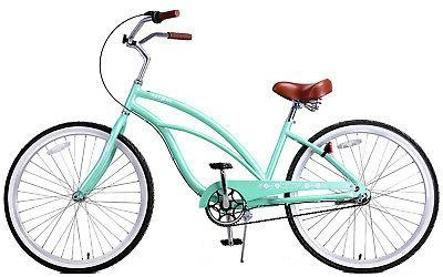 Fito Light Cruiser Bike - Green