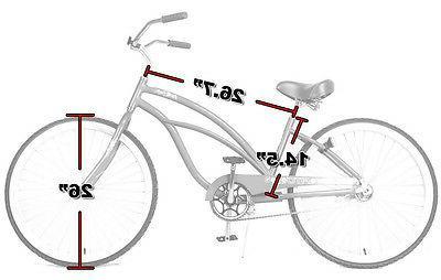 Fito 1-speed - Sky Blue, Aluminum Bike