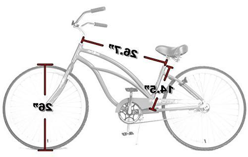 Fito Anti Weight Aluminum Marina women - wheel Bicycle