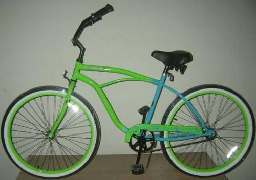 Maui and sons Mens Beach Cruiser/Bike