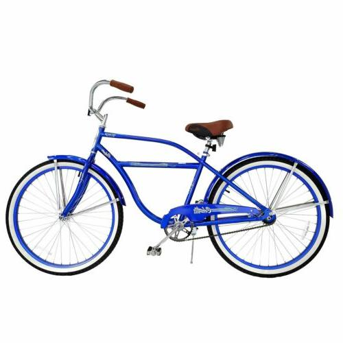 Men's Columbia 26-Inch Beach Cruiser Bike Vintage