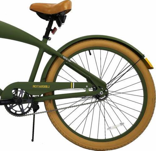 Retro Cruiser BikeVintage - Green