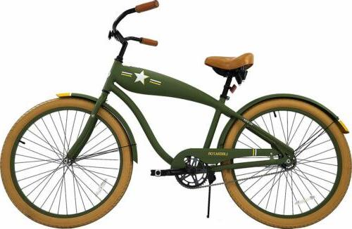 26-Inch Men's Columbia Liberator Retro Cruiser BikeVintage