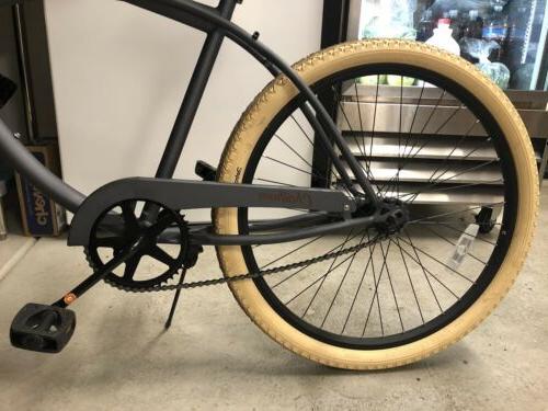 Retrospec beach bike, bike, orange,