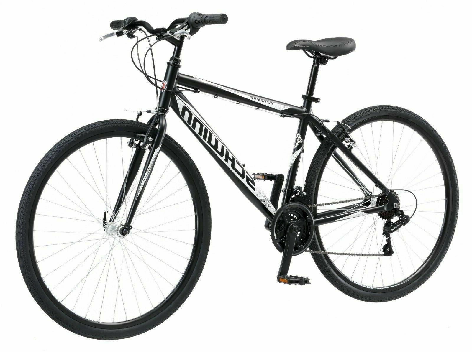 Schwinn Bike 18 Speed 700C Wheels Hybrid Road
