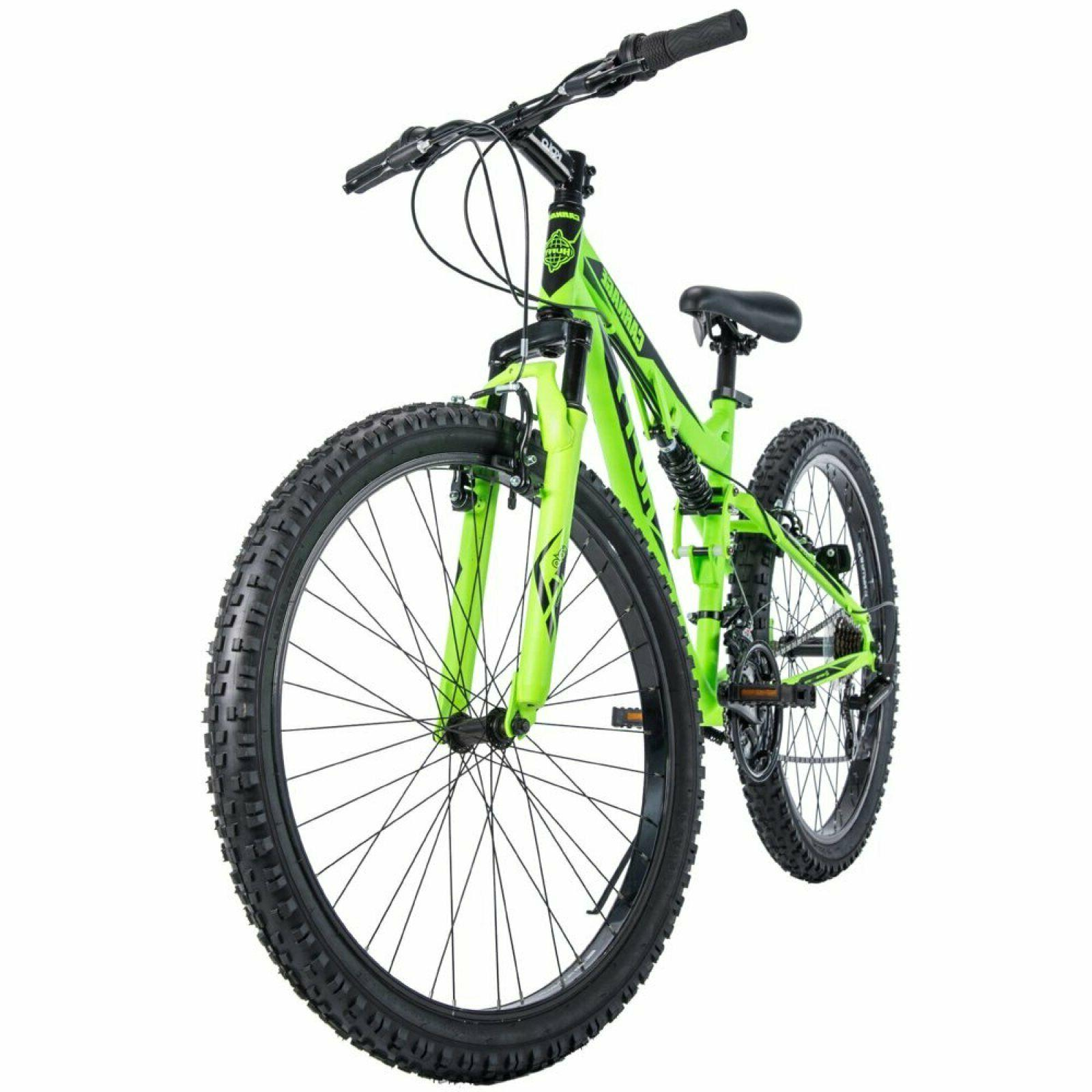Inch Road Beach Bicycle Green New