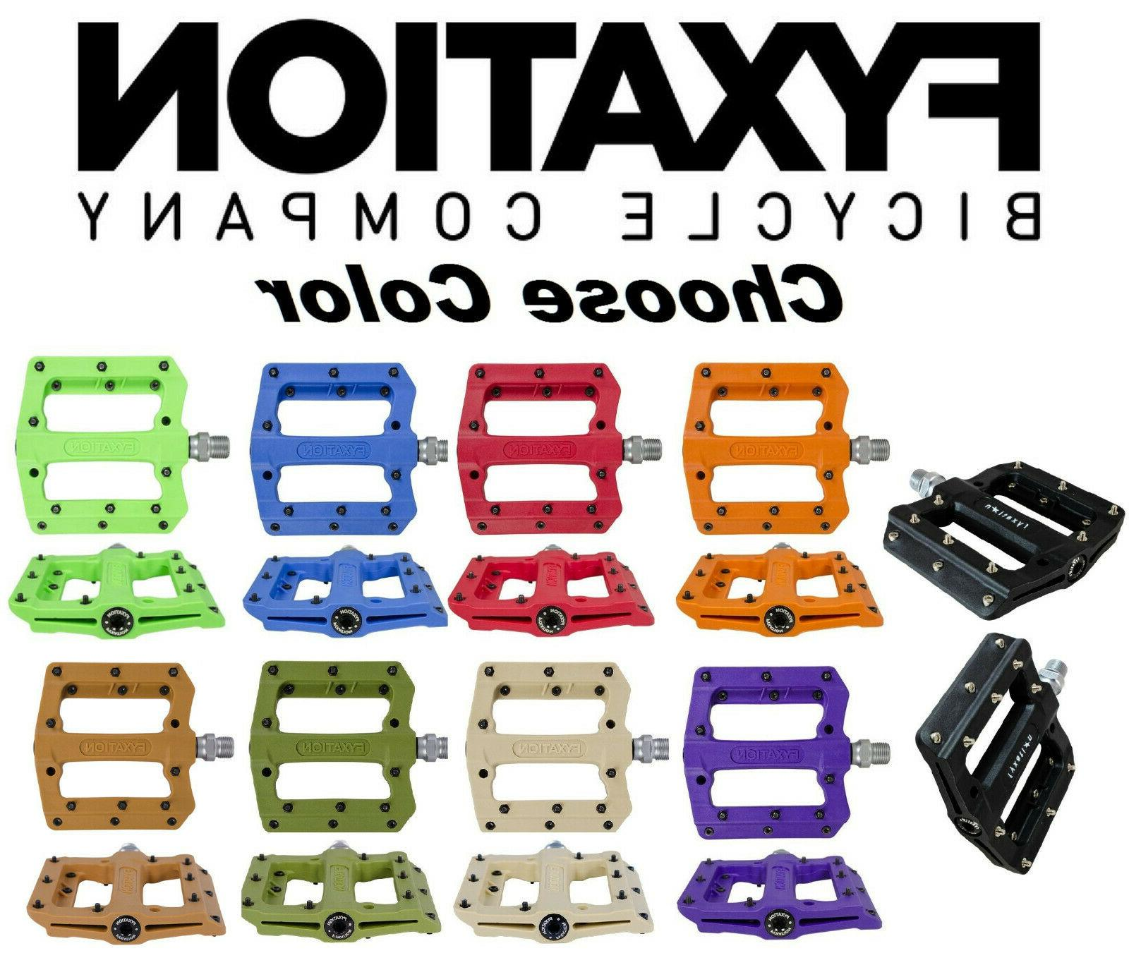 mesa mp mtb bike platform sealed pedals