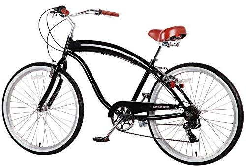 Fito Modena II Shimano 7-speed wheel Beach Bicycle Micargi Style