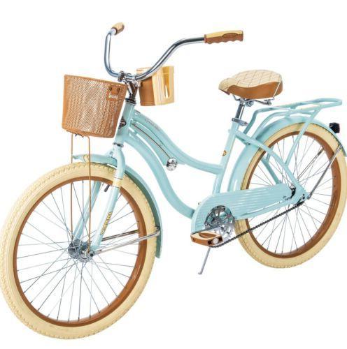 Huffy Nel Cruiser Bike - Mint