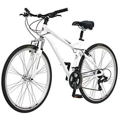 Schwinn Men's 700C Bicycle White, Frame size