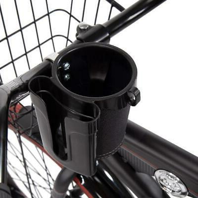 "NEW 26"" Lusso Mens Bike Black Bicycle Krayton"