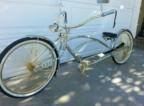 "NEW 26"" BEACH BICYCLE N TWISTED"