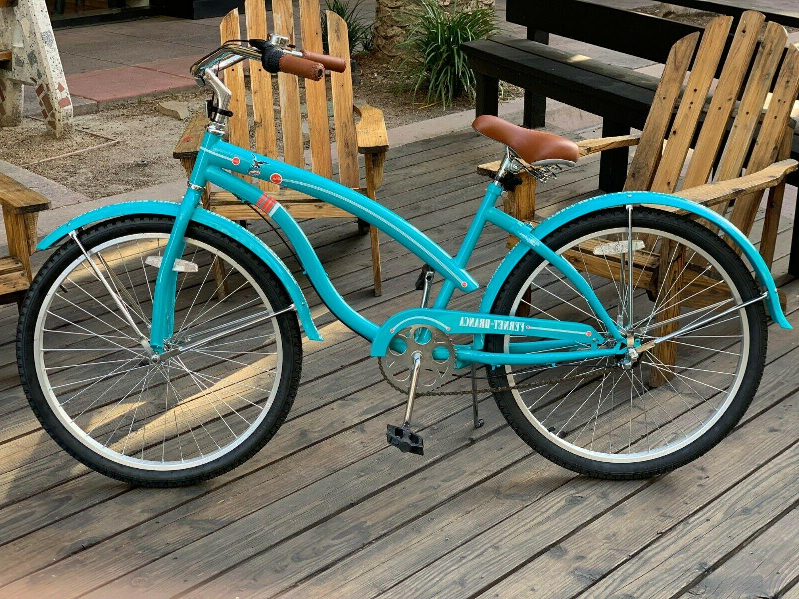 3 Sd Fernet Branca Beach Cruiser Bicycle