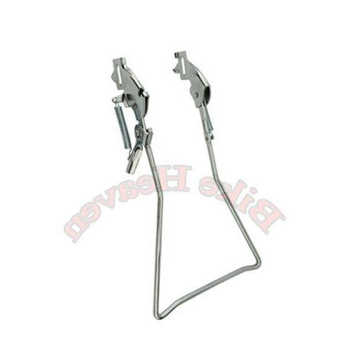 new chrome traditional vintage style kickstand 20