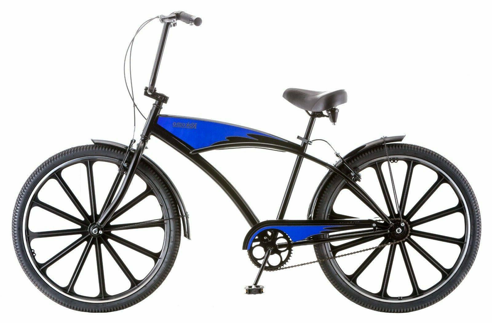 Schwinn 27.5 Classic Bike Chopper Handle Blue