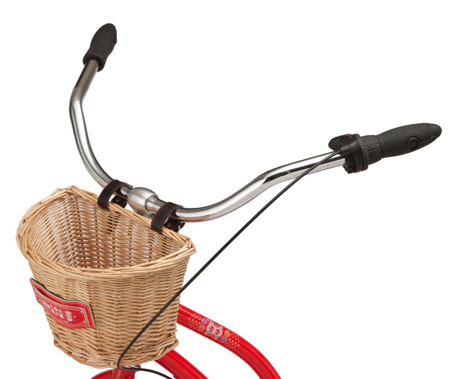 26-inch Bike-Red