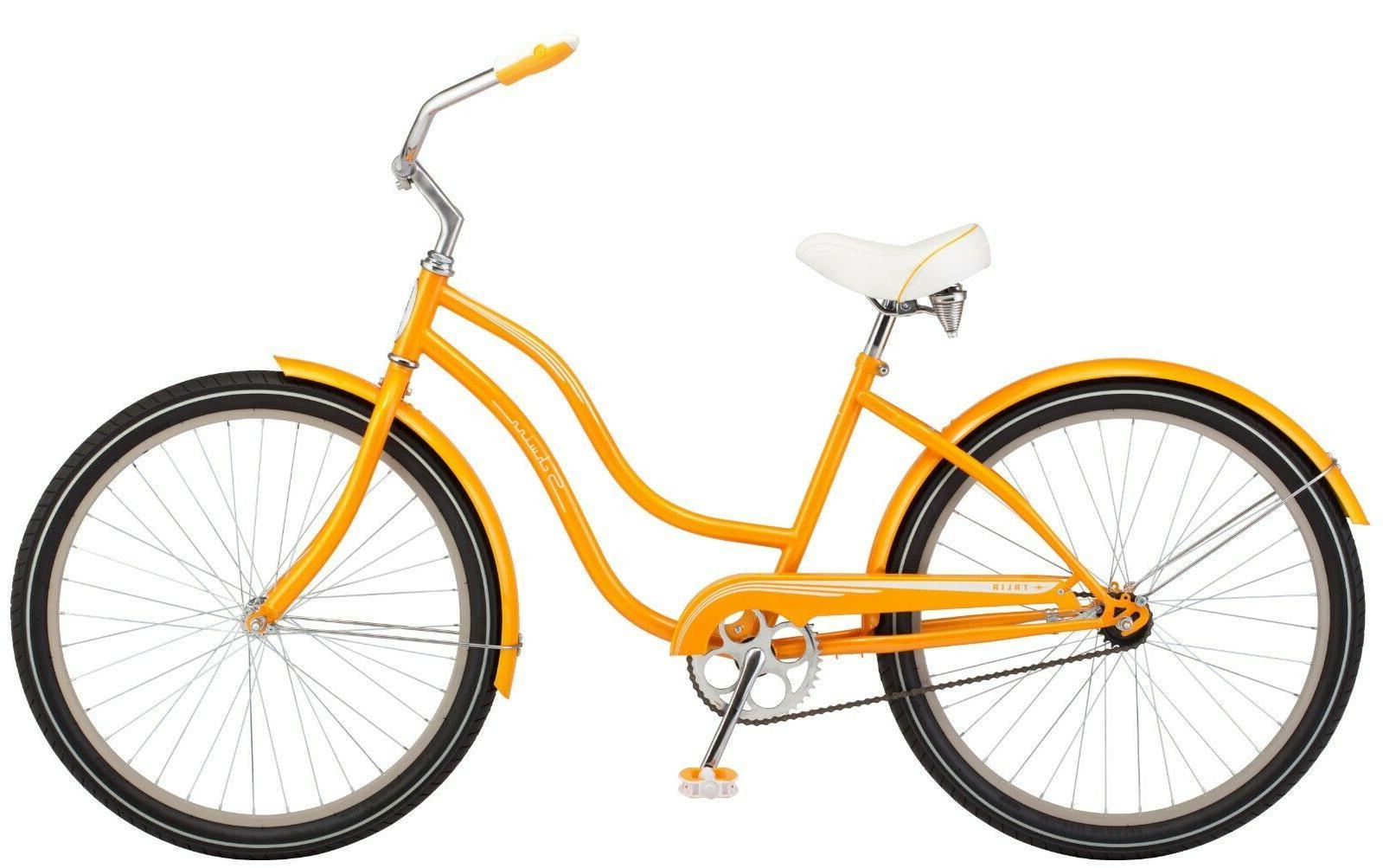 NEW Talia Womens 26-inch Bike-Orange