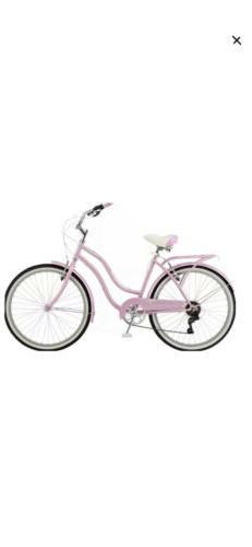 """Schwinn Perla Women's 26"""" Tire Beach Cruiser Bike EXCELLENT"""
