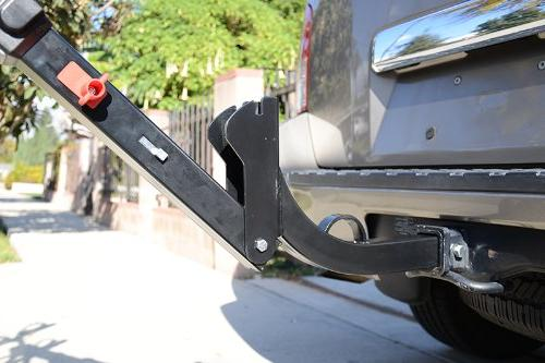 Allen Hitch Mounted 5-Bike Carrier
