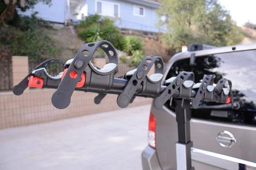 Allen Mounted 5-Bike Carrier