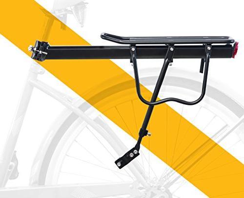 rear bike rack heavy duty