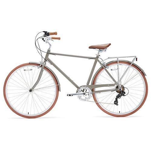 "sixthreezero Ride in Road Bicycle, Grey, 18"" Frame/700x32c"
