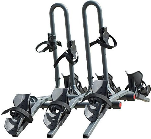 right 350 platform hitch rack