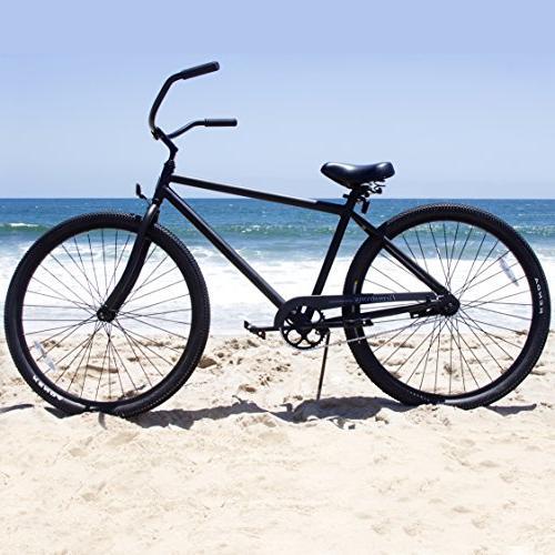 Firmstrong Men's Single Cruiser Bicycle,