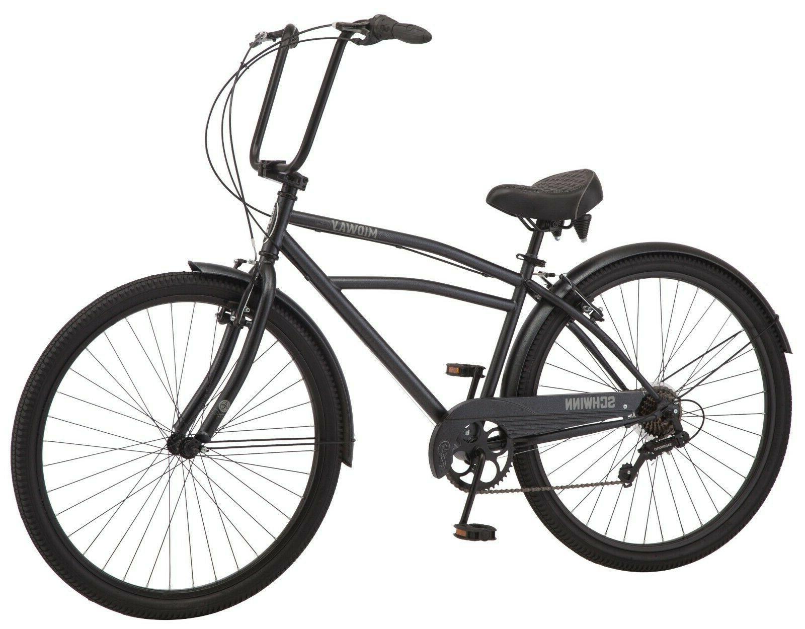 Schwinn Cruiser Bike, Wheel, 7 Speeds Shifter