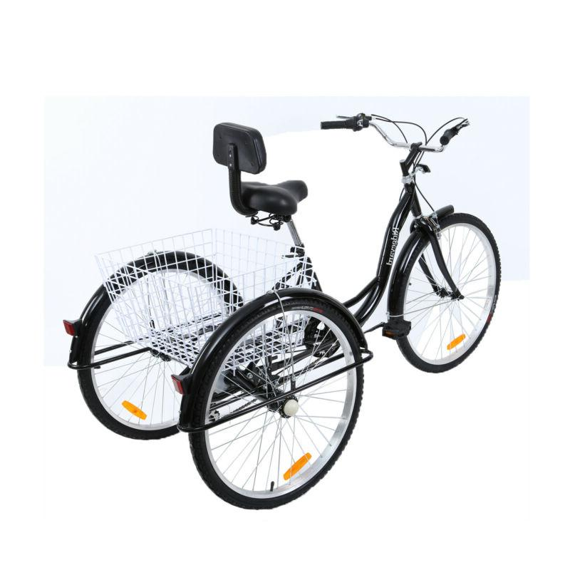 7-Speed Tricycle Aluminum