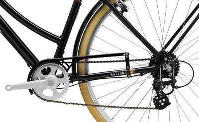 Polygon Sierra 8 Speed / Bike - Black