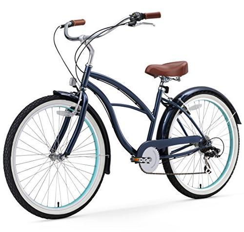 sixthreezero beach cruiser bicycle classic
